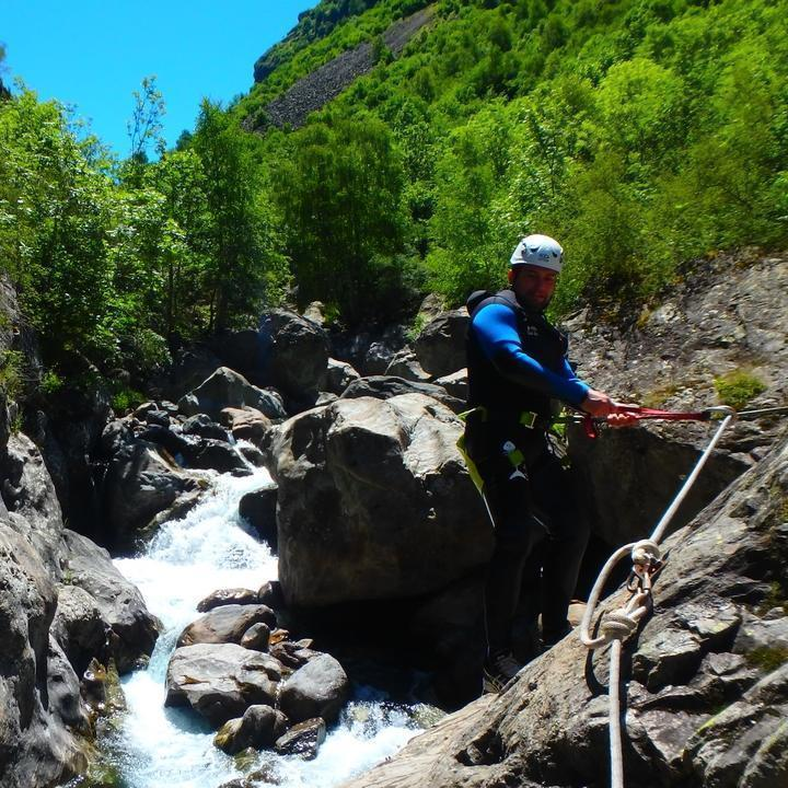 #hpc65 #sport #canyoning #nature