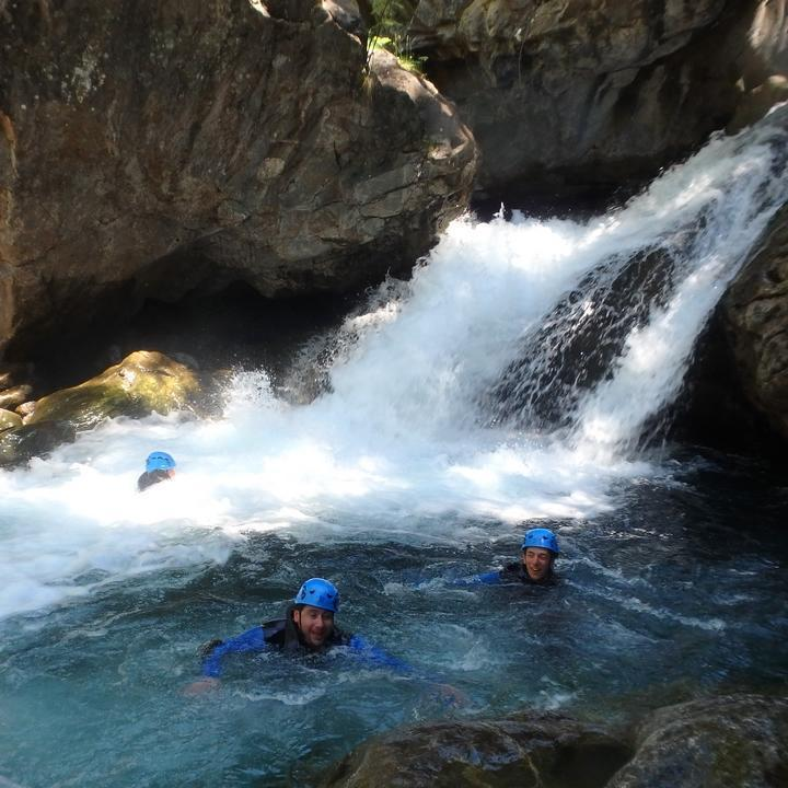 #hpc65 #sport #canyoning #thermoludisme