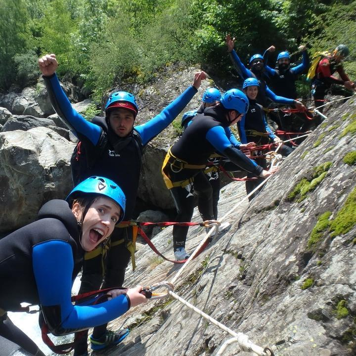 #hpc65 #sport #canyoning #amis