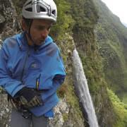 Guillaume Lecomte, guide de canyoning